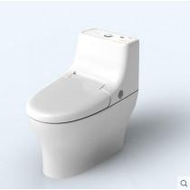 恒洁卫浴999B一体智能坐便器