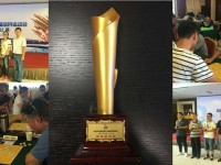 杭州德力西选手获西湖区全运会象棋赛佳绩